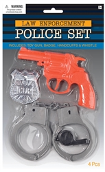 Police Set | Party Supplies