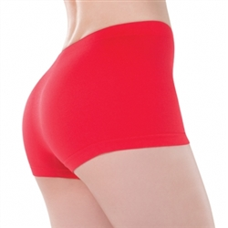 Red Boy Shorts - Adult | Party Supplies