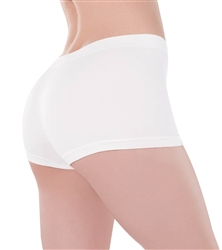 White Boy Shorts - Adult | Party Supplies