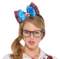 Geek Chic Bow Headband | Party Supplies