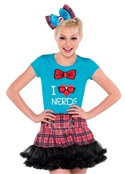 Geek Chic T-Shirt - Adult | Party Supplies