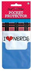 Geek Chic Pocket Protector | Party Supplies