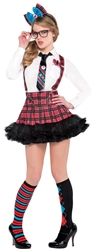Geek Chic Plaid Tutu - Adult | Party Supplies