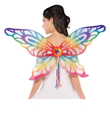 Rainbow Glitter Wings | Party Supplies