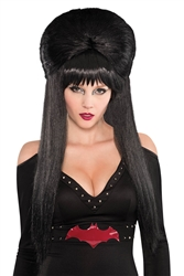 Mistress Of The Night Wig | Party Supplies
