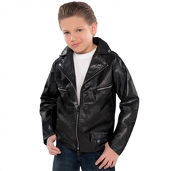Greaser Jacket - Child | Party Supplies