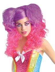 Raging Pony Curls Wig | Party Supplies