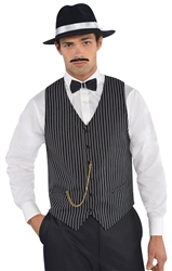 Roaring 20's Gangster Vest | Party Supplies