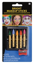 Bright Makeup Sticks | Party Supplies