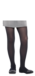 Black Tights - Child M/L | Party Supplies