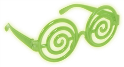 Electric Party Spiral Fun Shades | Party Supplies