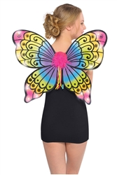 Electric Party Light-Up Wings | Party Supplies