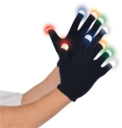 Electric Party LED Gloves | Party Supplies