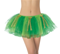 St. Patrick's Day Adult Tutu | Green Party Apparel