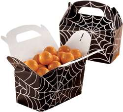 Spiderweb Gable Box | Party Supplies