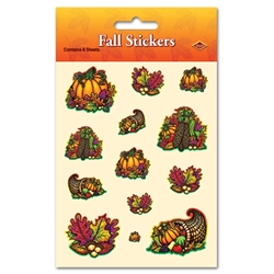 Autumn Splendor Stickers