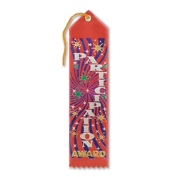 Participation Award Ribbon
