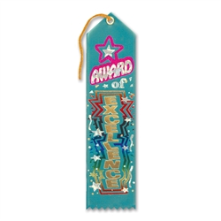 Award of Excellence Award Ribbon