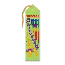 Special Achievement Award Ribbon