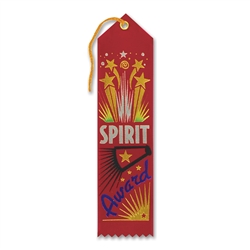 Spirit Award Ribbon