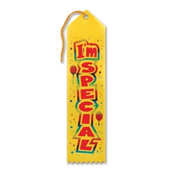 I'm Special Award Ribbon