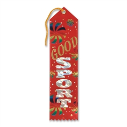 Good Sport Award Ribbon