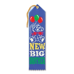 New Big Brother Award Ribbon