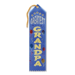 Greatest Grandpa Award Ribbon