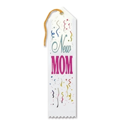 New Mom Award Ribbon
