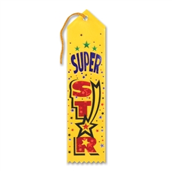 Super Star Award Ribbon