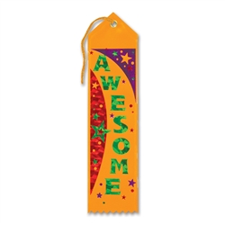 Awesome Award Ribbon