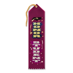 Honor Student Award Ribbon