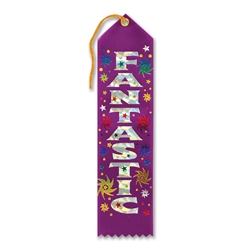 Fantastic Award Ribbon