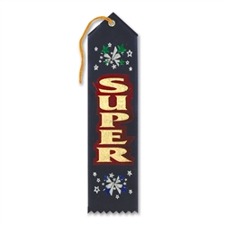 Super Award Ribbon