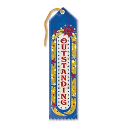 Outstanding Award Ribbon
