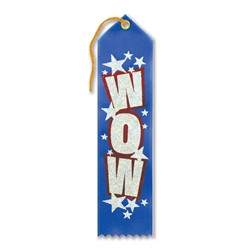 WOW Award Ribbon