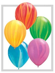 Rainbow Latex Balloons for Sale