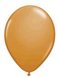 Mocha Brown Latex Balloons for Sale