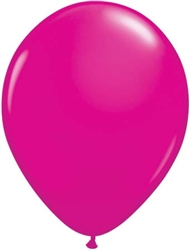 Wild Berry Latex Balloons for Sale