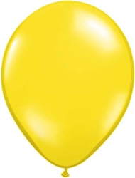 Citrine Yellow Latex Balloons for Sale