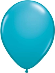 Teal Latex Balloons for Sale