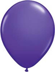 Violet Latex Balloons for Sale