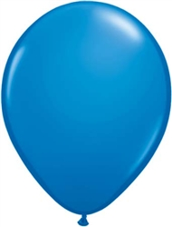 Standard Blue Latex Balloons for Sale