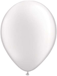 White Latex Balloons for Sale