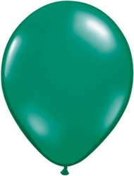 Green Latex Balloons for Sale