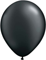 Black Latex Balloons for Sale
