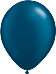 Dark Blue Latex Balloons for Sale