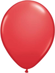 Red Latex Balloons for Sale