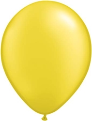 Yellow Latex Balloons for Sale