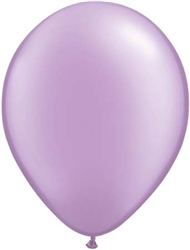 Lavender Latex Balloons for Sale